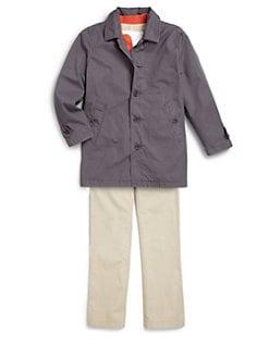 Burberry - Boy's 3-in-1 Jacket