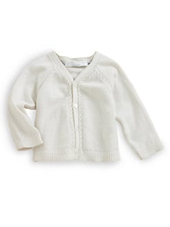 Burberry - Infant's Cableknit Cardigan