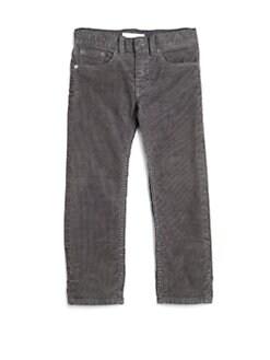 Burberry - Little Boy's Skinny Corduroy Pants