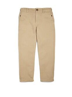 Burberry - Little Boy's Khaki Pants