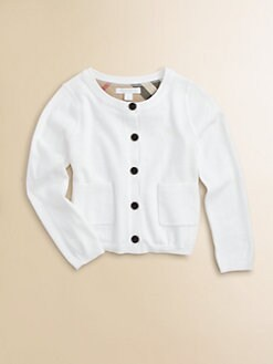 Burberry - Little Girl's Classic Cardigan
