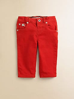 Burberry - Infant's Twill Jeans