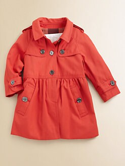 Burberry - Toddler's Raincoat
