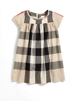 Burberry - Toddler's Check Dress