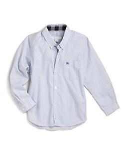 Burberry - Little Boy's Striped Shirt