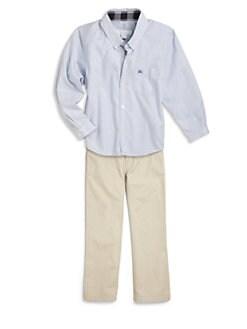 Burberry - Boy's Striped Shirt