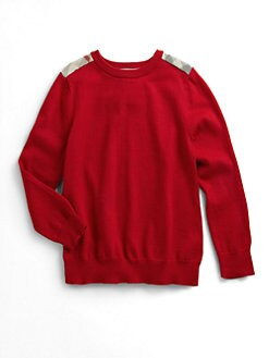 Burberry - Boy's Pullover Sweater