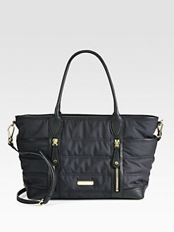 Burberry - Olymia Diaper Tote Bag