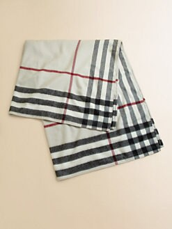 Burberry - Girl's Cashmere Scarf