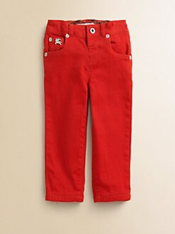 Burberry - Toddler's Twill Jeans