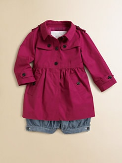 Burberry - Infant's Raincoat