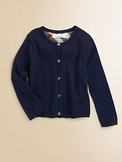 Burberry - Toddler's Classic Cardigan