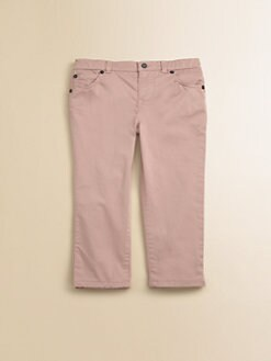 Burberry - Infant's Cotton Pants