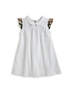Burberry - Infant's Pique Knit Dress
