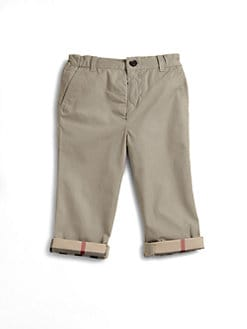 Burberry - Infant's Twill Chinos