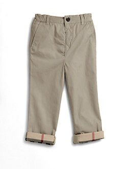 Burberry - Toddler Boy's Twill Chinos