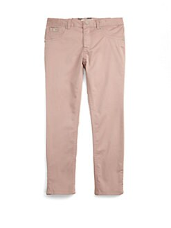 Burberry - Little Girl's Cotton Pants
