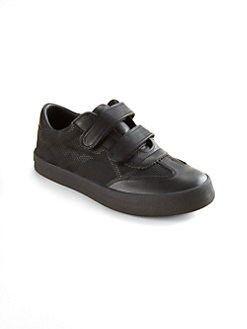 Burberry - Kid's Low-Top School Sneakers