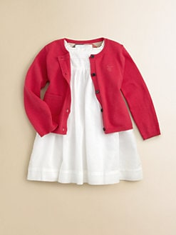 Burberry - Infant's Cotton Cardigan