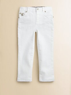 Burberry - Toddler Girl's Jeans