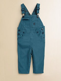 Burberry - Toddler Boy's Denim Overalls