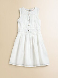 Burberry - Girl's Elenore Dress