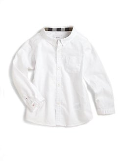 Burberry - Toddler's Classic Oxford Shirt