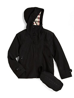 Burberry - Little Boy's Hooded Jacket