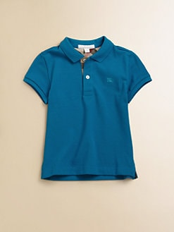 Burberry - Toddler's & Little Boy's Pique Polo