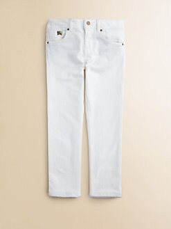 Burberry - Little Girl's Slim-Fitting Jeans