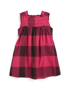 Burberry - Toddler's & Little Girl's Sleeveless Check Dress