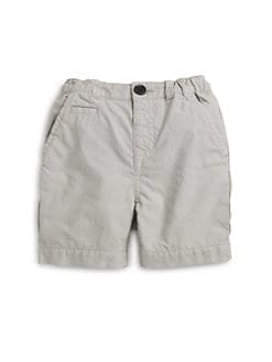 Burberry - Toddler Boy's Khaki Shorts