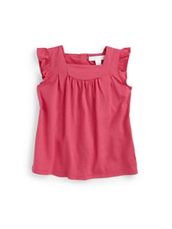 Burberry - Toddler Girl's Flutter Top