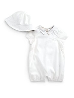 Burberry - Infant's Christening Shortall