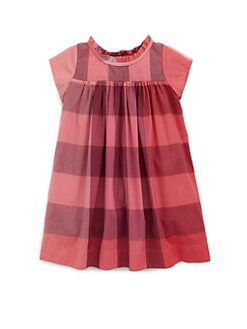 Burberry - Toddler's & Little Girl's Voile Check Dress