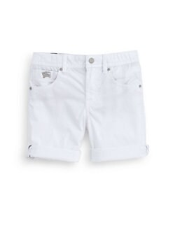 Burberry - Little Girl's Roll-Up Shorts