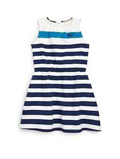 Burberry - Little Girl's Striped Dress