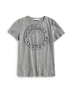 Burberry - Boy's Logo Tee