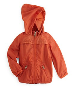 Burberry - Infant's Packable Nylon Jacket