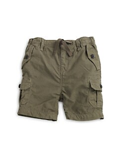Burberry - Toddler Boy's Cargo Shorts