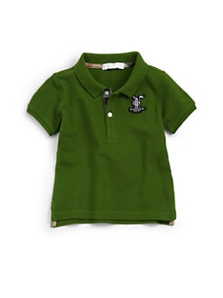 Burberry - Infant's Pique Polo Shirt