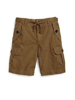 Burberry - Boy's Cargo Shorts