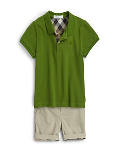 Burberry - Boy's Polo Shirt