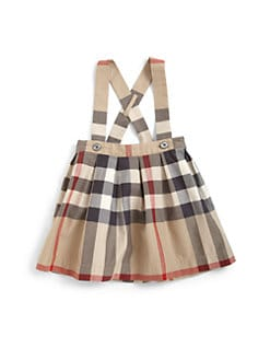 Burberry - Infant's New Classic Check Jumper