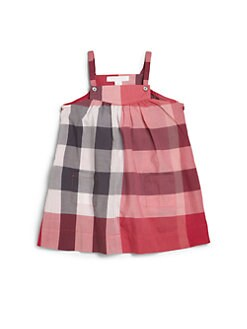 Burberry - Infant's Exploded Check Dress
