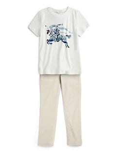 Burberry - Boy's Prorsum Knight Tee