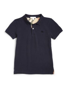 Little Boy's Pique Polo Shirt