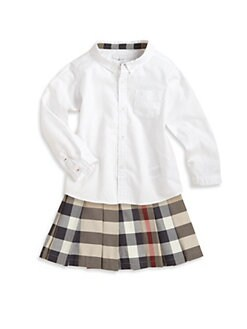 Burberry - Infant's Oxford Shirt