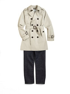 Burberry - Boy's Trenchcoat