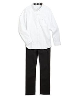 Burberry - Boy's Classic Oxford Shirt
